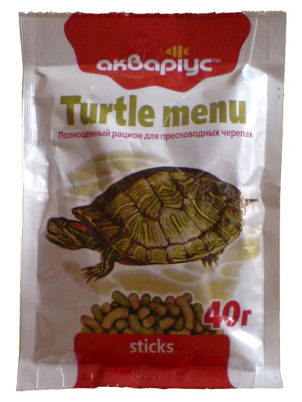 Аквариус для черепах 40 г.