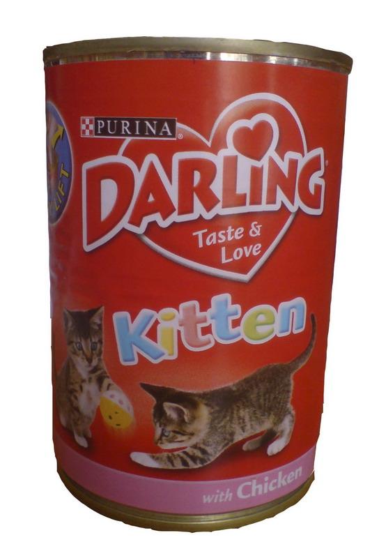 Дарлинг для котят