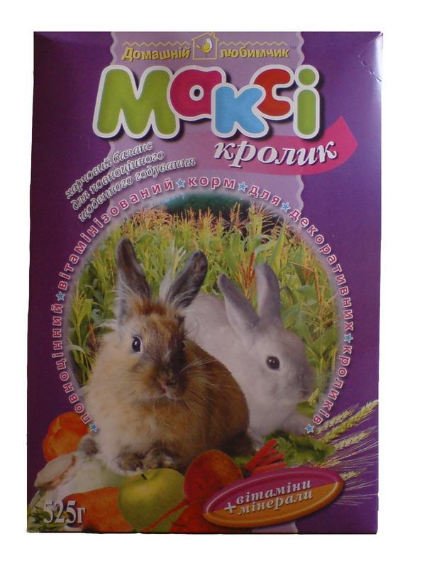 Макси кролик 525 г.