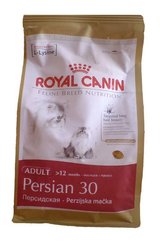 Роял канин для персов