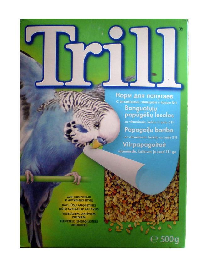 Трилл для попугаев
