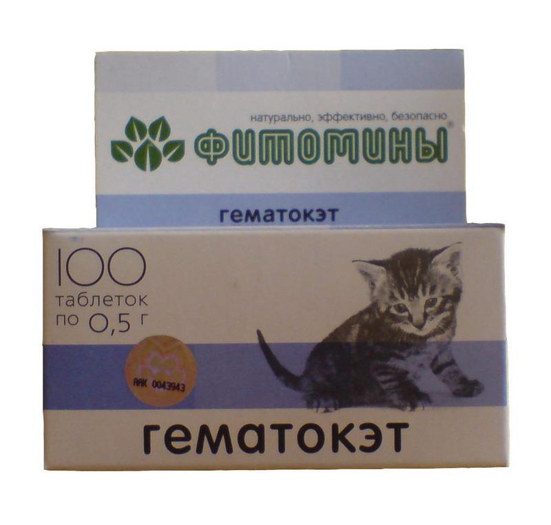 фитомины гематокет