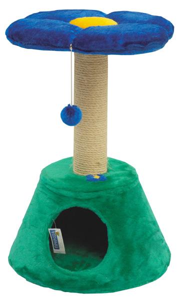 Дряпка для кошек «Клумба»