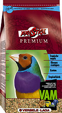 PRESTIGE Premium корм для тропических птиц (Tropical Birds) Зоофан
