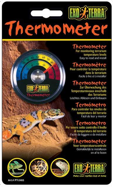 Термометр PT2465 Екзо Терра