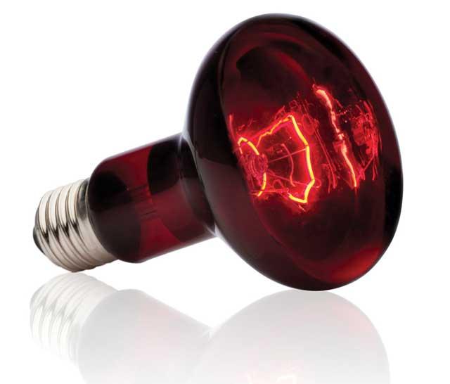 Экзо Терра Heat Glo Лампа инфракрасного излучения 50Вт