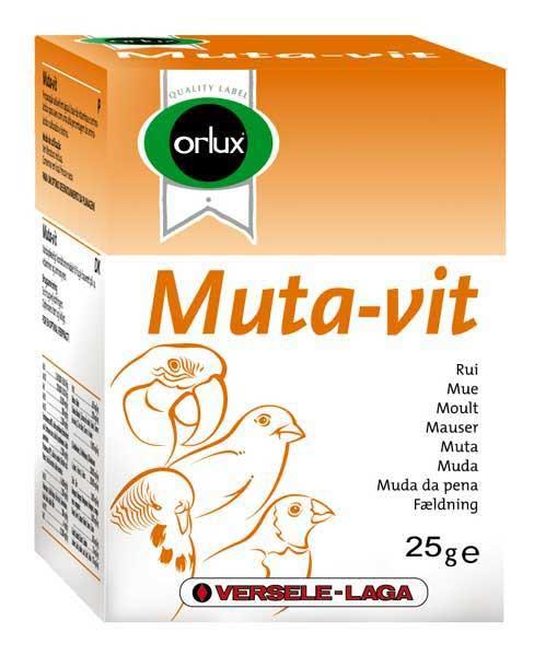 ORLUX Muta-vit для оперения, витамины и аминокислоты для птиц (Muta-vit)